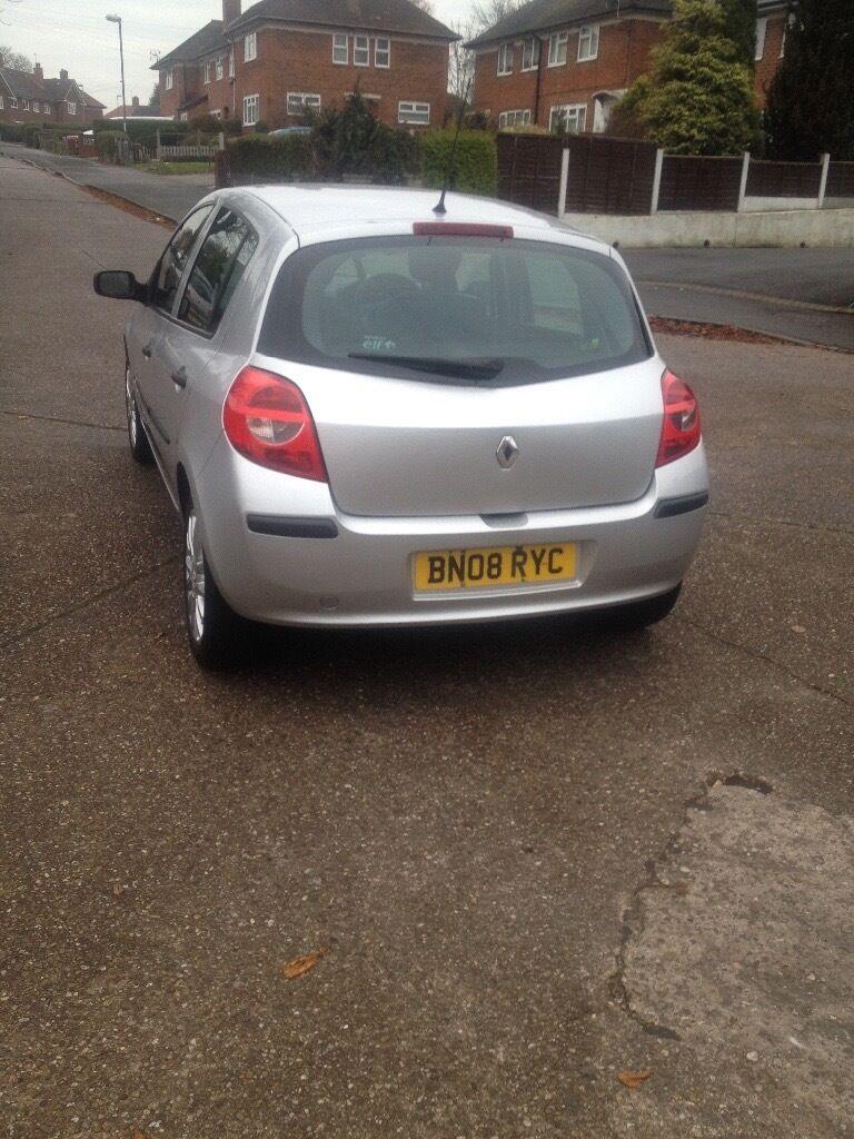 Renault clio 5door