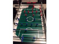 Garlando G-500 Evolution Football Table NEARLY NEW IN EXCELLENT CONDITION