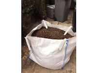 Mixed Garden Gravel/Pebbles