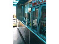 Burger Van for sale