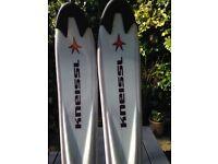 Kneisel skis 170cms. £25