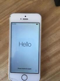 I phone 5 se 64gb