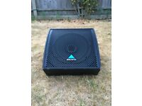 ALTO MS12MA 350W PROFESSIONAL ACTIVE STAGE MONITOR (Used)