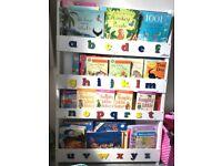 Original Tidy Books Bookcase in white