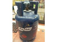 Calor gas/ butane bottle with valve