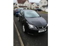 SEAT IBIZA sat nav MOT ONE YEAR not polo corsa fiesta