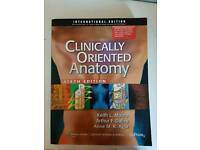 Clinically oriented anatomy. 6th Ed. Moore, Dalley, Agur