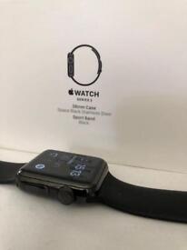 Apple Watch Series 2 Stainless Steel 38mm