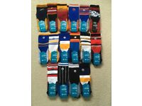 NBA Stance socks. Lots of choice available. Nike air max Jordan adidas basketball skate football