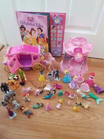 Girls disney toys