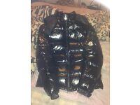 Moncler Maya black size Large 4 Genuine