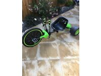 Huffy green machine go-kart