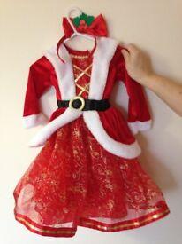 Miss Santa dress