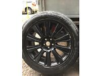 Range Rover/Land Rover Evouqe 19wheel & tyre 235/55/19,Discovery,3availible