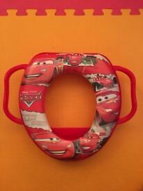 Cars toilet seat