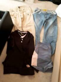 SIZE MEDIUM SELECTION OF MEN'S CLOTHES