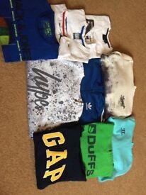 Bundle of boys cloths age 11-13 -