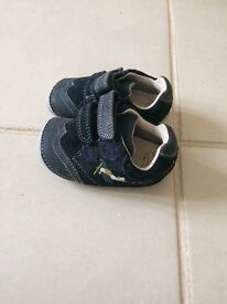 Clarks first shoes- cruisers