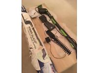 Gtech Cordless hedge trimmer