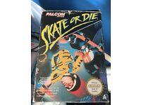 Skate or Die - Nintendo NES Game - CIB
