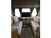 Lunar Eclipse Caravan 2015 Limited Edition 4 berth