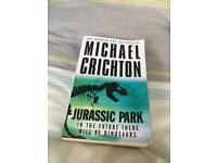 E-book or Jurassic park paper book