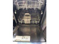 Hotpoint intergrated dishwasher quick sale