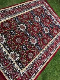 Hand Woven 100% Turkish Rug