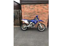 2010 Yamaha WR450F Enduro bike, Motorcross, Road registered, 450, WRF, Green lane, off road
