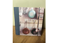 PaperChase Recipe Book/File