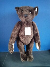 Steiff British Collectors 1907 Replica Teddy Bear, 1993, UK and Ireland Exclusive.