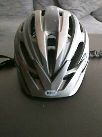 Bell Black/Grey Cycling Helmet