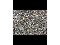Pea gravel