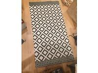 H&M Aztec rug - fantastic condition