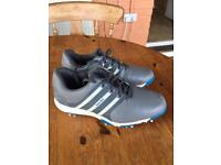 Men's adidas golf shoes size 7