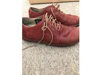 Size 3 Dr Martens shoes
