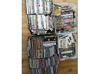 Boxes cd/dvd 's no copies