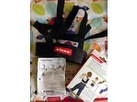 Diono harness and wrist strap