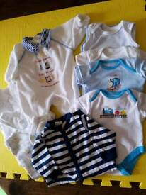 Boys Baby Bundle