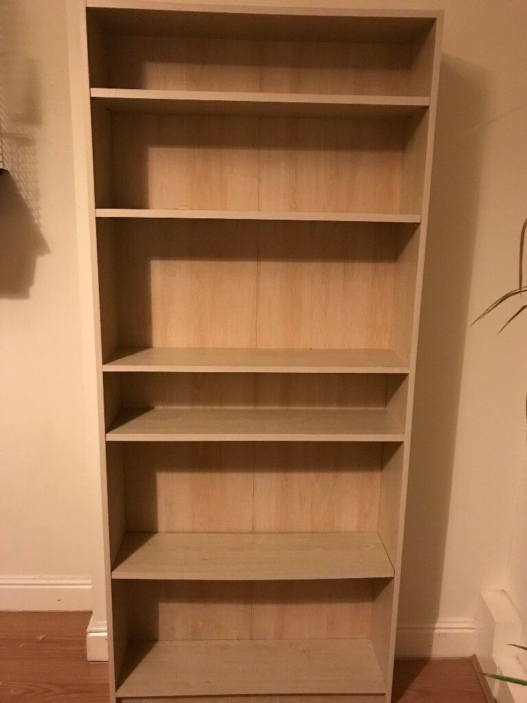 Ikea Billy Bookcase Birch Veneer In Barnsley South