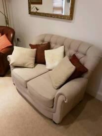 3 seat sofa and 2 seat sofa