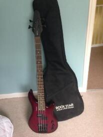 Tanglewood Rebel 4K Bass Guitar