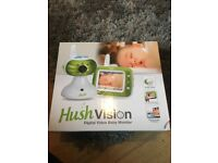 Hush Vision Digital Video Baby Monitor