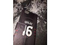 iPhone 6 flip case Liverpool FC