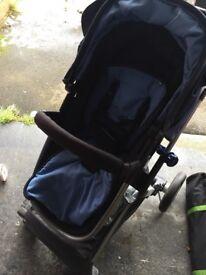 Mothercare roam blue