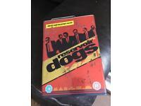 Reservoir dogs DVD