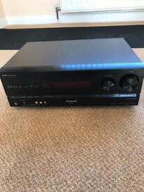 Panasonic AV amplifier