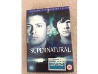 Supernatural DVD Boxset Season 2