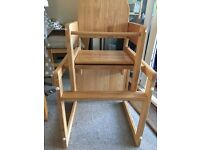 Mothercare combination high chair