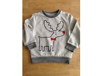Christmas Jumper Age 2-3